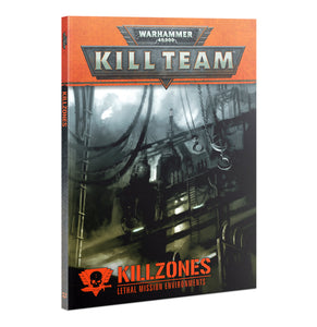 KILL TEAM: KILLZONES (ENGLISH)
