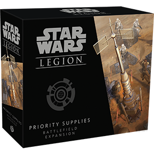 Star Wars Legion Priority Supplies Battlefield Expansion