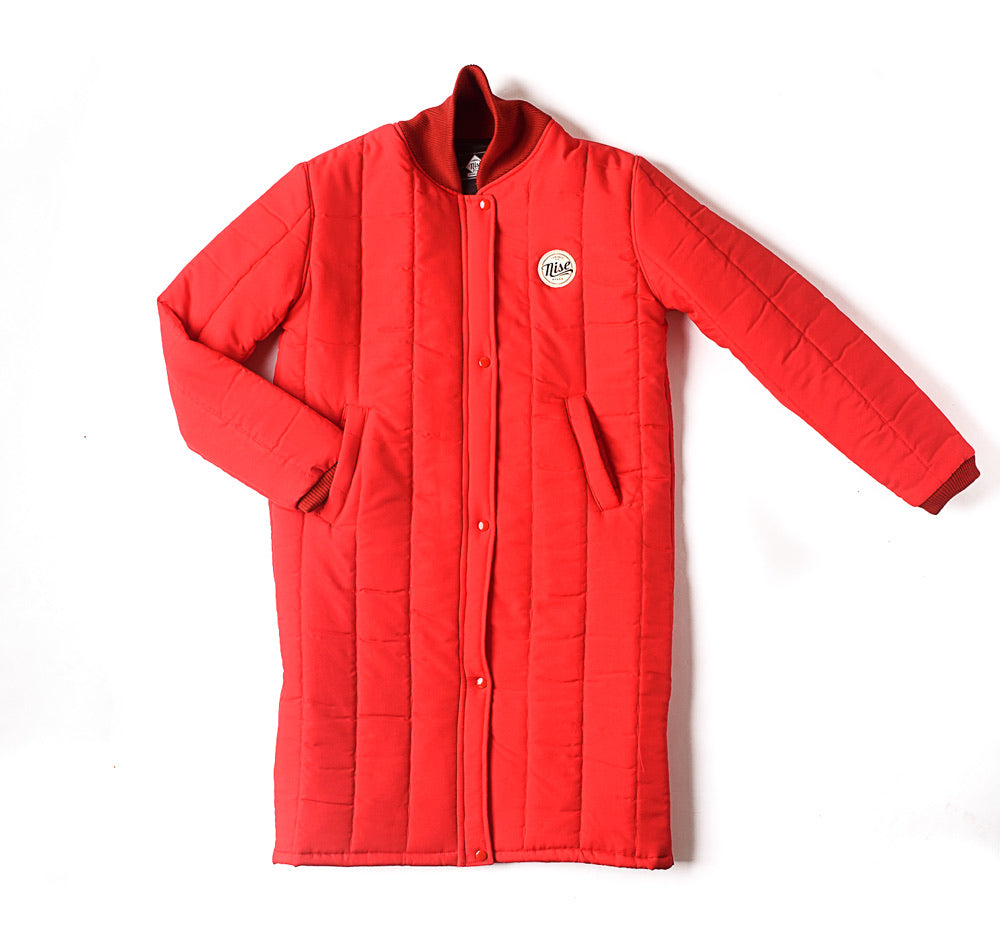 """NiseBrand"" (Red) Vertical Bubble Trench"
