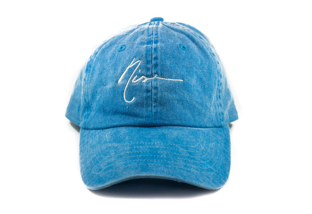 "StoneWash ""Signature"" Dad Hat"