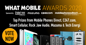 What Mobile Awards 2020 - Vote For Tech Energi & Win Prizes