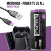 Tech Energi® Micro USB Charge & Sync USB Cable