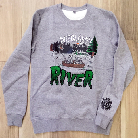 DESOLATION RIVER crewneck