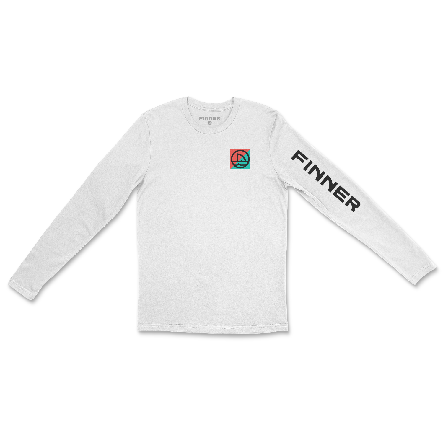 Finner Pool Party Long Sleeve - Front