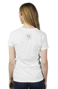 Women's Why Not T(white)