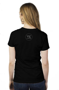 Women's Why Not T(black)