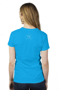 Women's Why Not T(blue)