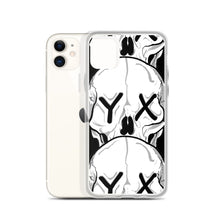 Load image into Gallery viewer, YX Skull iPhone Case