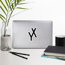 Load image into Gallery viewer, YX Logo Sticker
