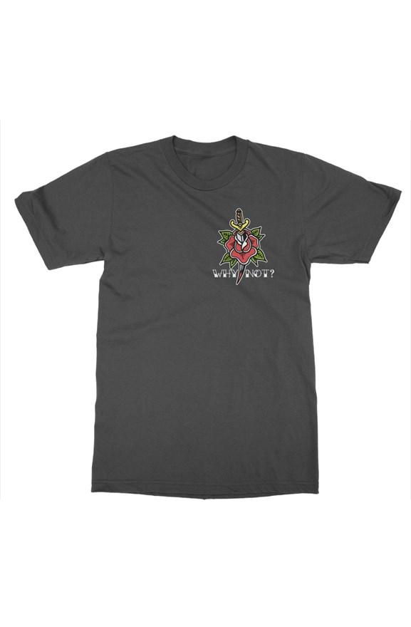 Why Not Traditional Rose T Women's