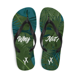Why Not? Tropical Flip Flops