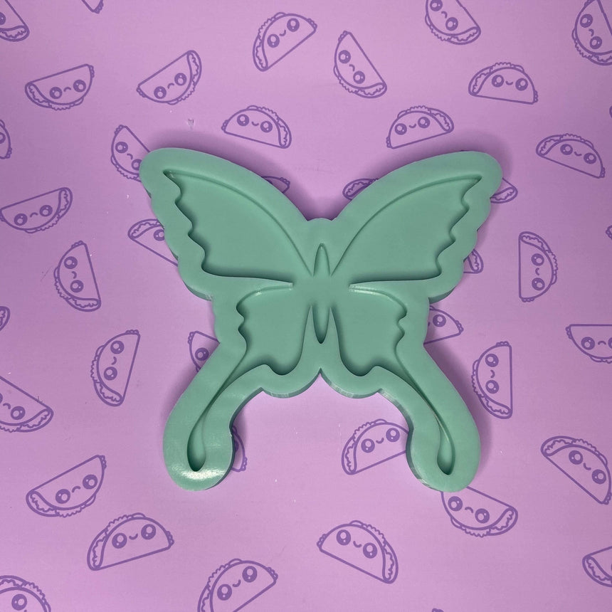 Butterfly Silicone Mold 6in (#2) - TACO MOLDS
