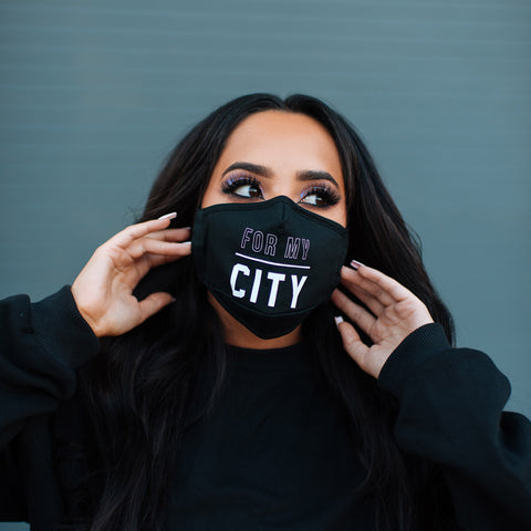 For My City Mask (Pre-Sale)