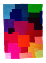 Load image into Gallery viewer, Rainbow square