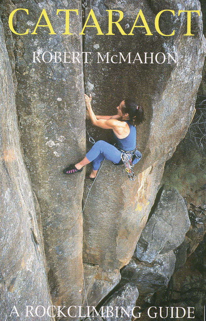 Cataract – A Rock Climbing Guide