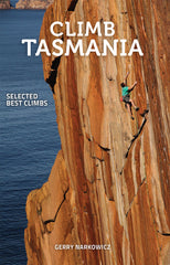 Climb Tasmania – Selected Best Climbs - Cover