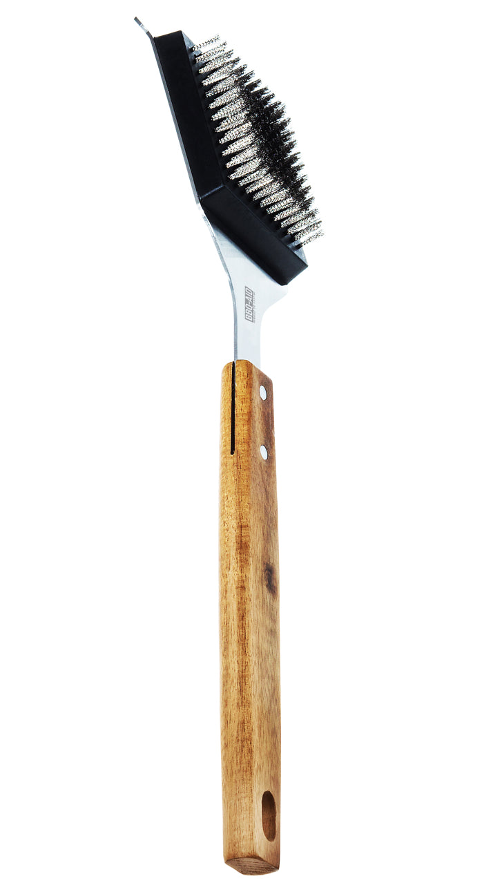 Grill Brush and Scraper