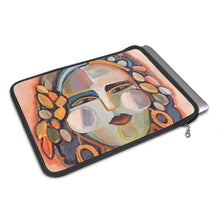Load image into Gallery viewer, Painted Lady MacBook Air Case