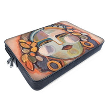 Load image into Gallery viewer, Painted Lady Laptop Bag