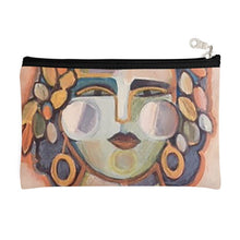 Load image into Gallery viewer, Painted Lady Zipper Pouch
