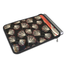 Load image into Gallery viewer, Black Thistle MacBook Air Case