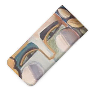 Painted Lady Glasses Case