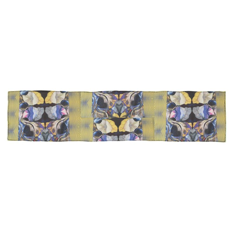 Kaleidoscope Oblong Scarf
