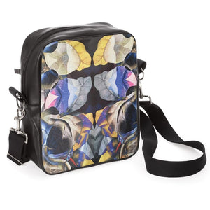 Kaleidoscope Messenger Bag