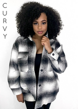 Load image into Gallery viewer, Roberts Flannel Jacket
