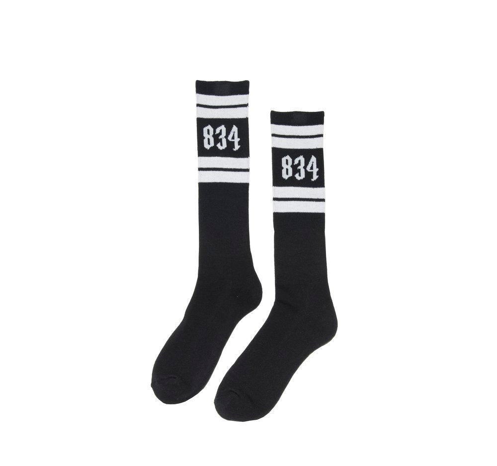 834 Tube Socks
