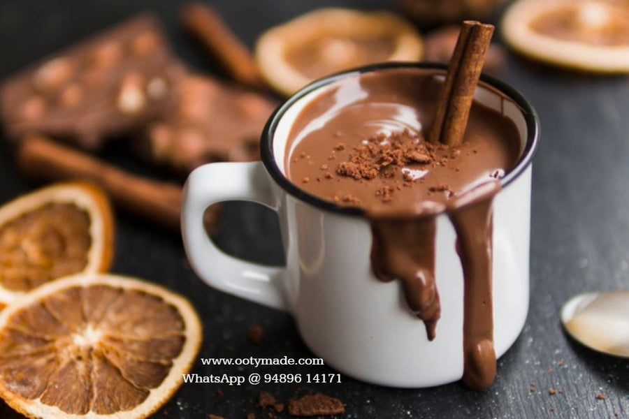 Hot Chocolate & Drinking Chocolate, a Seasonal Favorite