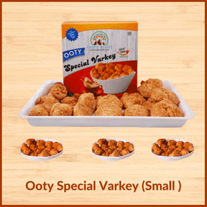 OotyMade Fresh Varkey – Small  Size- Delicious Homemade Cookies