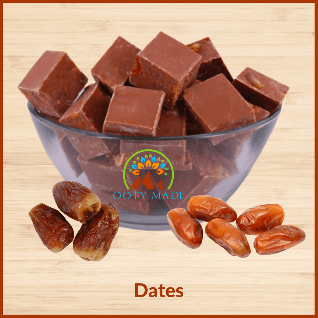 Dates Ooty Homemade Chocolate
