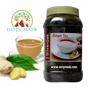 Silveroak Ginger Tea 500gms
