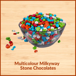 Delicious Milkyway  Ooty Homemade Stone Chocolates