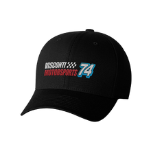 Load image into Gallery viewer, Flexfit Visconti Motorsports Logo Hat