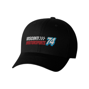 Flexfit Visconti Motorsports Logo Hat