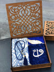 GIFT SET - Wooden box