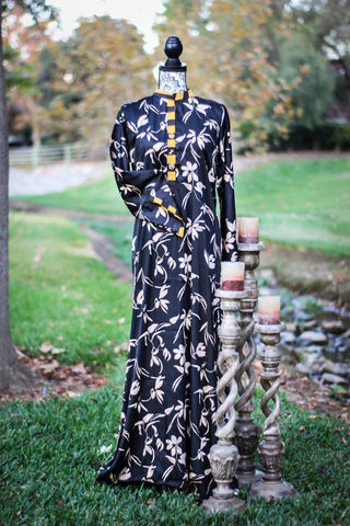 KHWAAB - Dream  (Silk Maxi Dress)