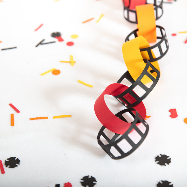 Firefighter Paper Chain