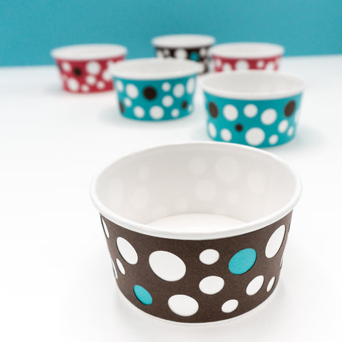 Ice Cream Party Bowls