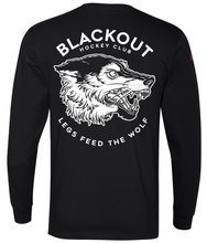 Load image into Gallery viewer, WOLF LONG SLEEVE
