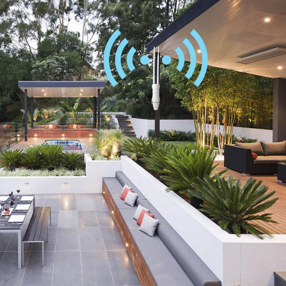 Wavlink™ AP Router WiFi Network Extender Outdoor Repeater - CHIC GIZMO