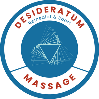 Remedial & Sport Massage Therapy Logo for Small Business