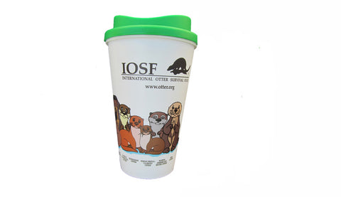 Exclusive IOSF design Reusable drinks cup