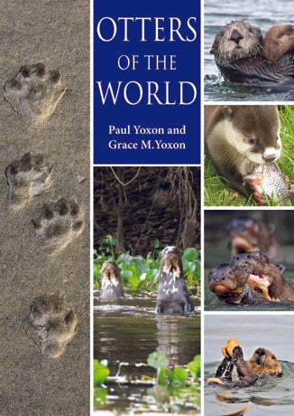 IOSF Otters of the World (Paul & Grace Yoxon) - signed