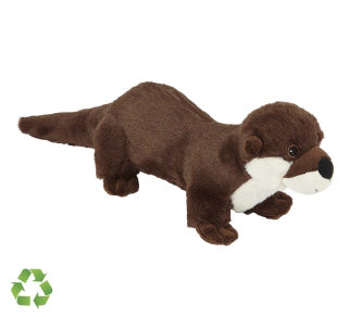 Eco plush otter