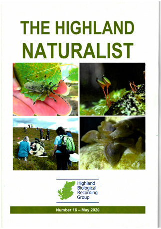 The Highland Naturalist (HBRG)