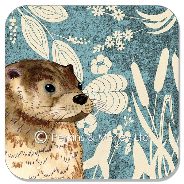 Otter Coasters (Perkins & Morley)