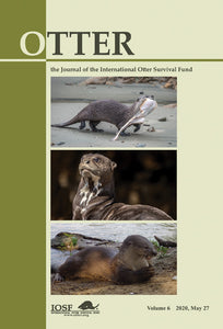 OTTER, the Journal of the International Otter Survival Fund (print)